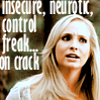 wiccabuffy: TVD - Caroline/Neurotic control freak!