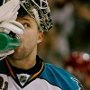 the martyr never gets the girl.: hockey; niemi drink