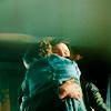 ozmissage: GOT. Jon & Arya.