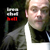 Lady Eternal: Iron Chef Hell