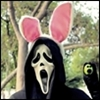 Ghost Face Bunny by