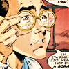 Peter Parker: glasses push