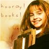 Gehayi: hermione books (lilacsigil)