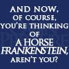 horse-frankenstein