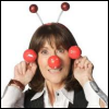 Elisabeth Sladen Red Nose Day