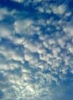 sky, clouds, handphone