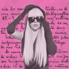 lady gaga: pink lyrics