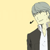 Souji Seta: look away Seta...