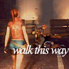 [Resident Evil] Claire Walk this Way