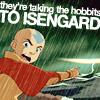 Avatar:tLA - To Isengard!