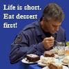 Eat Dessert First - LTS