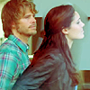 Kensi/Deeks how he looks at her