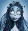 Невеста смотрит вверх
