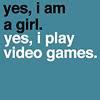 games/girl gamer