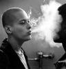 а и Х дым