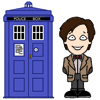 But, I don't want to be a pie,: 11 TARDIS