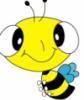 pchelka_zhuzhu, пчелка