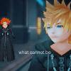 Kingdom Hearts. Roxas XIII