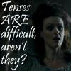 TARDIS, tenses