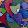 Jumbled colours