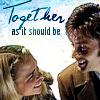 Stephanie: Rose/Ten Snow Together as it should be