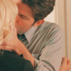 train wreck waiting to happen: parks and rec--ben and leslie kiss