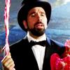 Chuck: Morgan + balloons