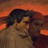 Вергилий и Данте
