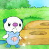 Oshawott - Dream World (shiny)