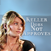 haruechan: Jewel Staite - Keller not approves