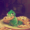 Tangled; Peanut butter & chocolate chip