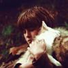 GoT Bran z wilkorem