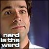 Tinny: chuck_nerd is the werd