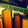 Kate: Books don't forget to fly