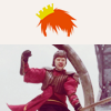 Janet Snakehole: [hp] weasley is our king