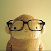 monkey glasses!