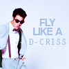 glee: fly like a d-criss