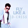 glee: fly like a d-criss