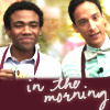community: troy & abed in the morning