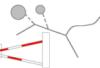 лошадь, диаграмма, Фейнман