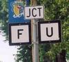 Road Signs - F-U