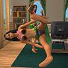 SimDandy: Sims2 Hula