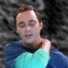 BBT: Massage!Sheldon.