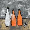 три бутылки и конфта