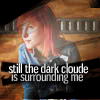 Uno Valentine: dark cloud over me