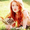 Redhead Reading