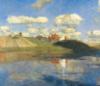 левитан, Россия, озеро