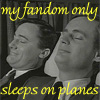 Merlin Pendragon: mfu - Sleeps on planes