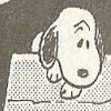Hungover Snoopy