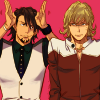 cofie: tiger and bunny